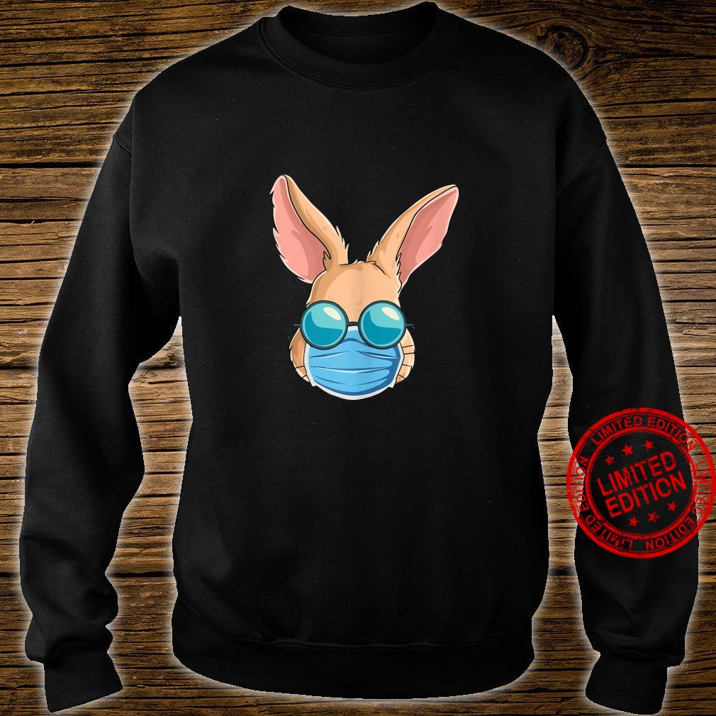Bunny In A Mask Easter Day 2021 Eggs Hunt Shirt sweater